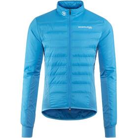 Endura Pro SL Primaloft Jacke Herren neon-blau